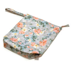 LA MILLOU Travel bag M Blooming Boutique 31 x 27cm