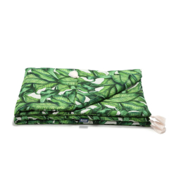 LA MILLOU Kołderka bambusowa Bamboo Bedding Medium Size - Banana Leaves