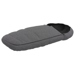 Thule Sleek - śpiworek do wózka - Grey Melange