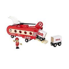 BRIO World Helikopter Transportowy 3l+