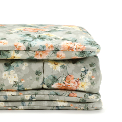 La Millou Organic Jersey Collection - Pościel M 80x100cm Blooming Boutique