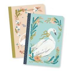 DJECO LOVELY PAPER Notes 2szt. LUCILLE