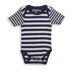 Juddlies Body Patriot Blue Stripe 6-12 m