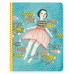 DJECO LOVELY PAPER Notes Elodie