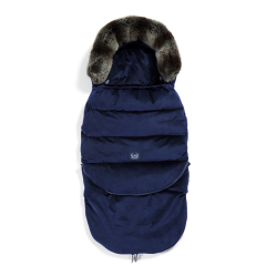 LA MILLOU Aspen Winterproof Stroller Bag Śpiworek do wózka Royal Navy