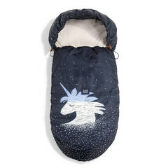 La Millou Aspen Winterproof Uni Light Śpiworek do wózka Universe of Unicorn Rafaello