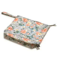 LA MILLOU Travel bag XL Blooming Boutique 28 x 32cm