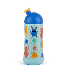 SUAVINEX Bidon 360ml Hello Booo! Blue