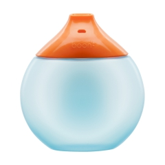 Boon Kubek niekapek fluid Blue/Orange